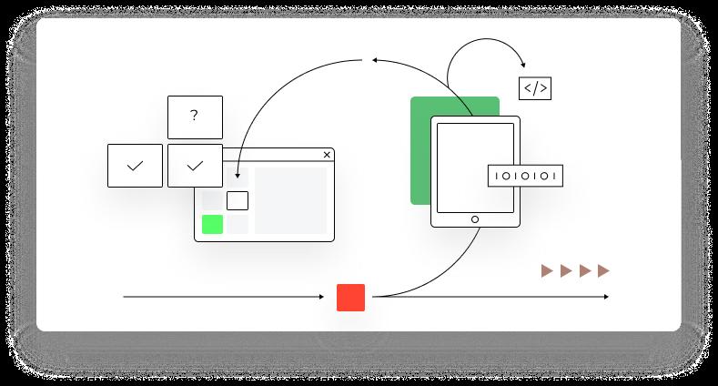 Product Development Illustration