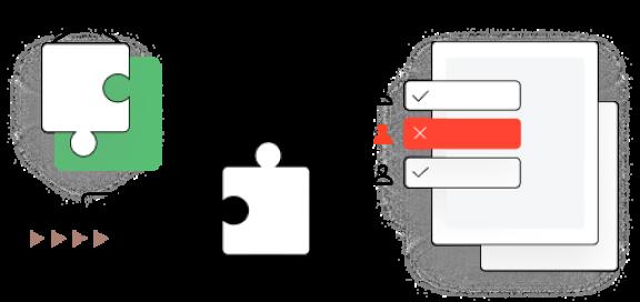 Building a team illustration